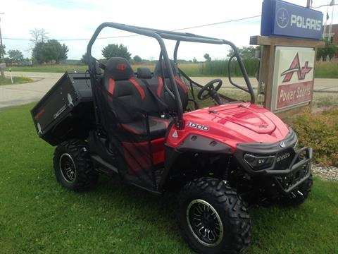 2018 Mahindra Retriever 1000 Gas Flexhauler in Elkhorn, Wisconsin