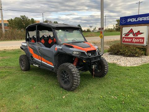 2020 Polaris General XP 4 1000 Deluxe Ride Command Package in Elkhorn, Wisconsin - Photo 1