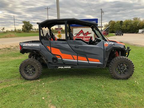2020 Polaris General XP 4 1000 Deluxe Ride Command Package in Elkhorn, Wisconsin - Photo 3