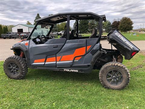 2020 Polaris General XP 4 1000 Deluxe Ride Command Package in Elkhorn, Wisconsin - Photo 5