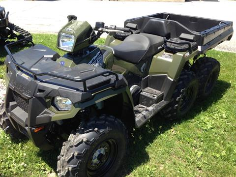 2018 Polaris Sportsman 6x6 570 in Elkhorn, Wisconsin