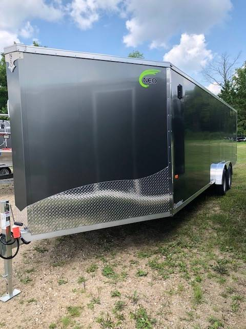 2019 NEO MFG NAS7.5X28 SPORT SNOW ENCL in Elkhorn, Wisconsin - Photo 2