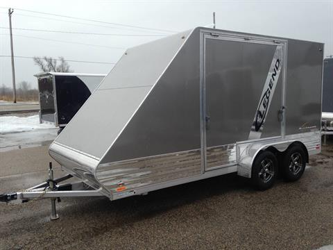 2019 Legend Trailers 7X17ASD ALL SPORT DELUXE in Elkhorn, Wisconsin - Photo 1