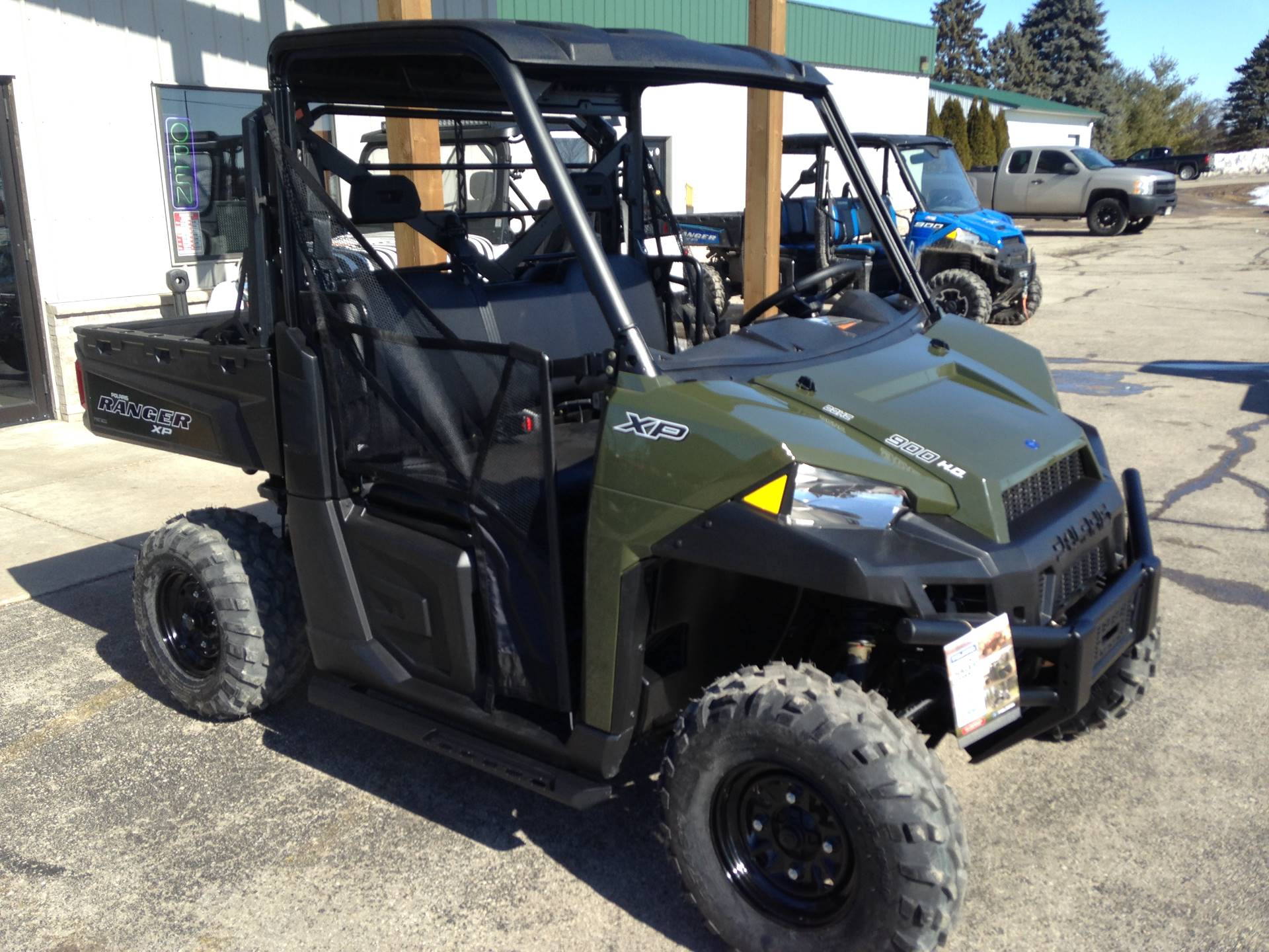 2019 Polaris Ranger XP 900 in Elkhorn, Wisconsin