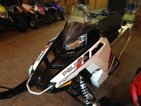 2018 Polaris 600 INDY ES in Elkhorn, Wisconsin
