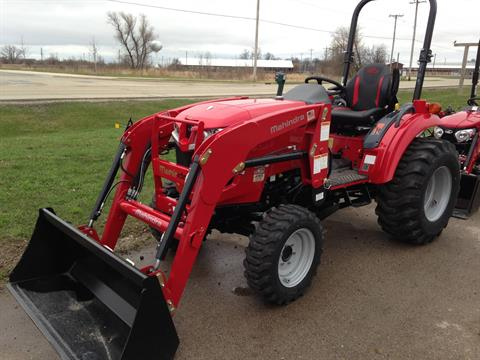 2019 Mahindra 1635FHIL in Elkhorn, Wisconsin