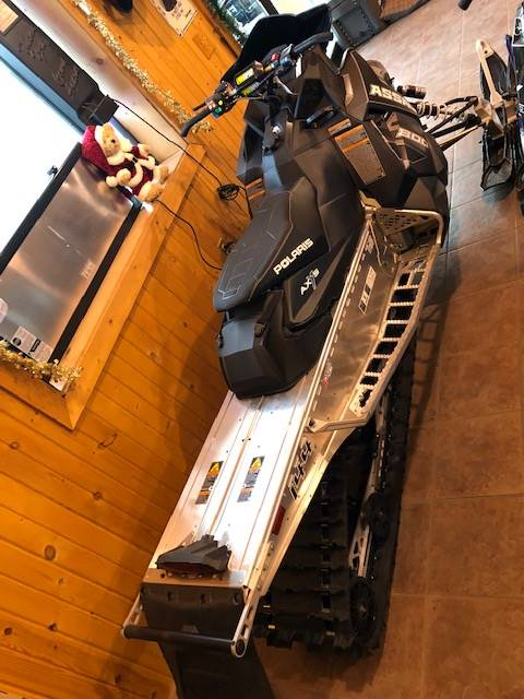 2018 Polaris 800 Switchback Assault 144 ES 2.0 in Elkhorn, Wisconsin