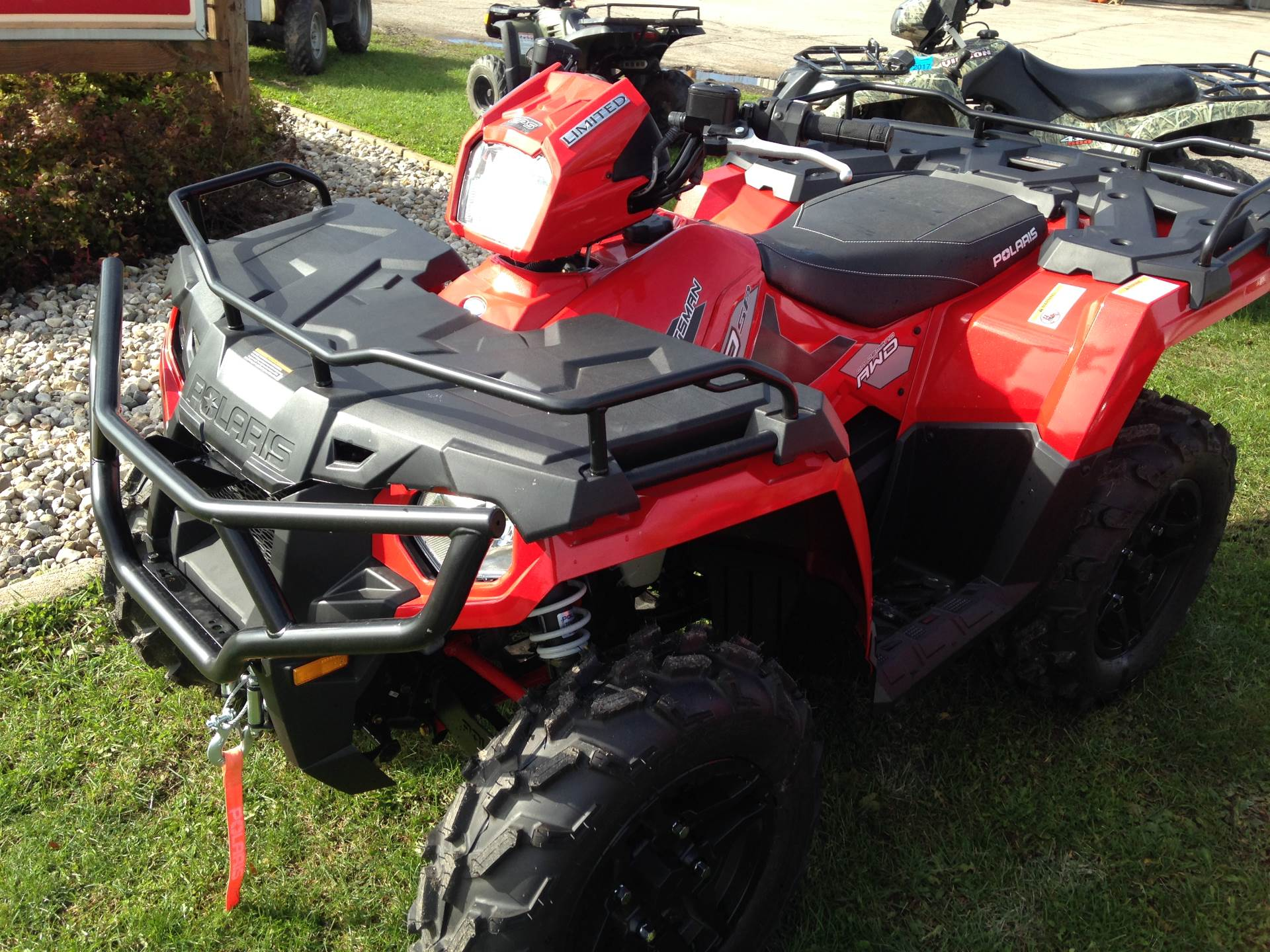 2016 Polaris Sportsman 570 SP 1