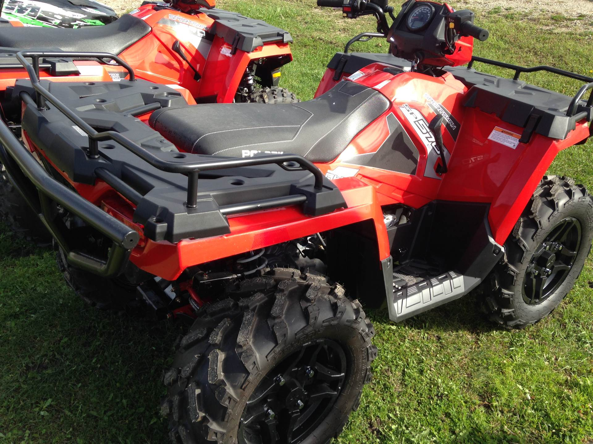 2016 Polaris Sportsman 570 SP 4