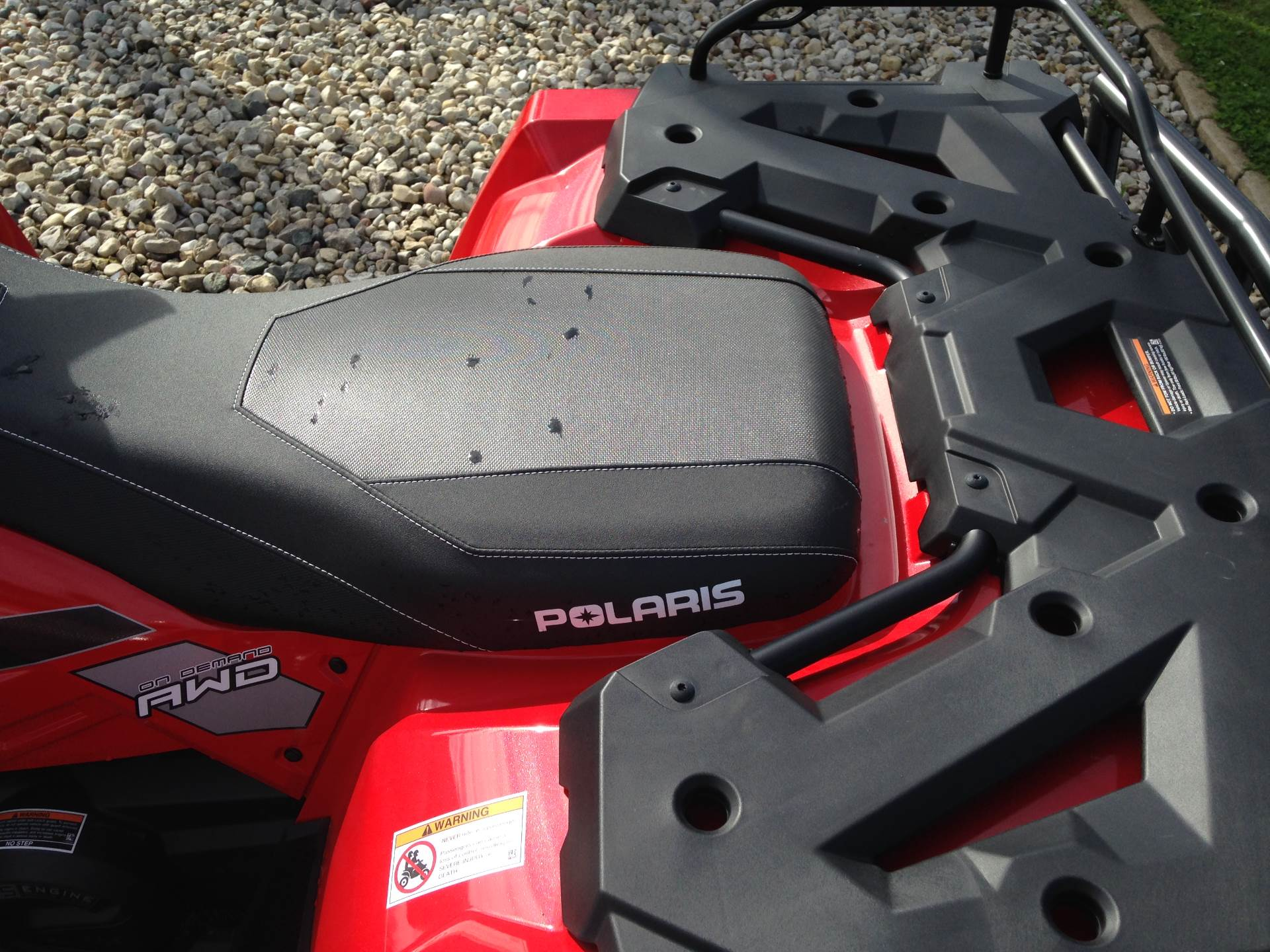 2016 Polaris Sportsman 570 SP 9