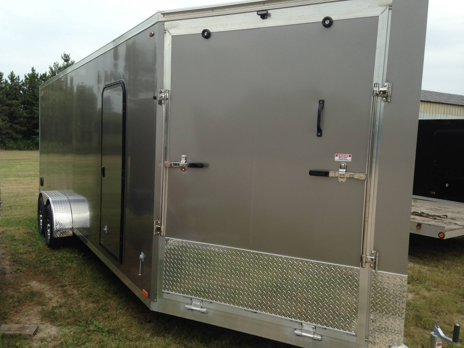 2019 Legend Trailers 7X27 THUNDER TOY ENCL in Elkhorn, Wisconsin - Photo 1