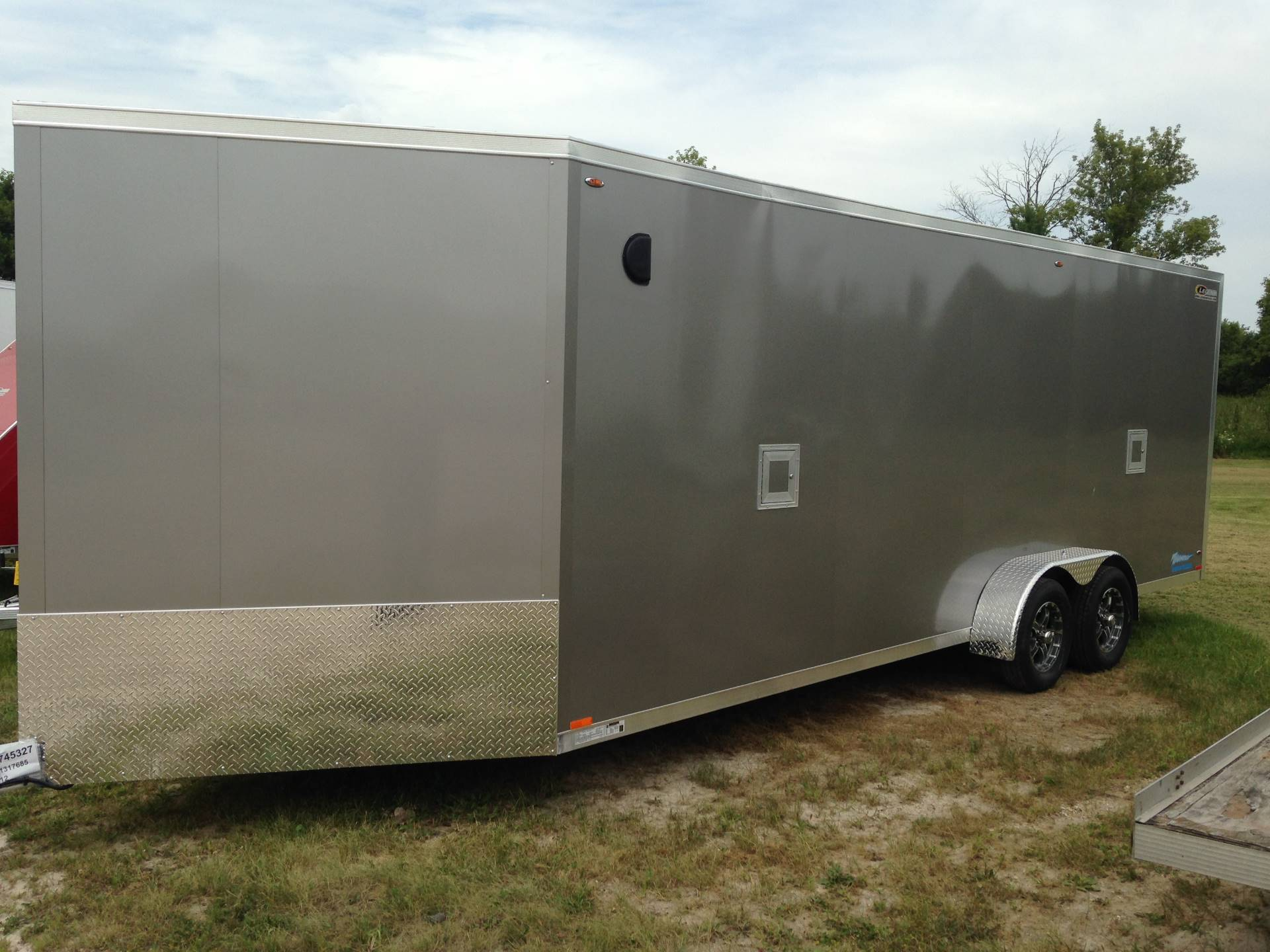 2019 Legend Trailers 7X27 THUNDER TOY ENCL in Elkhorn, Wisconsin - Photo 5