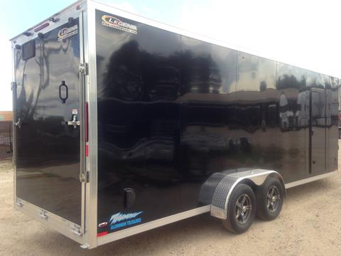 2019 Legend Trailers 7X27 THUNDER TOY ENCL in Elkhorn, Wisconsin - Photo 4