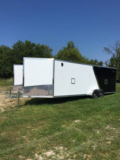 2018 Sport Haven Trailers AVS2970T7-TT ENCLOSED in Elkhorn, Wisconsin