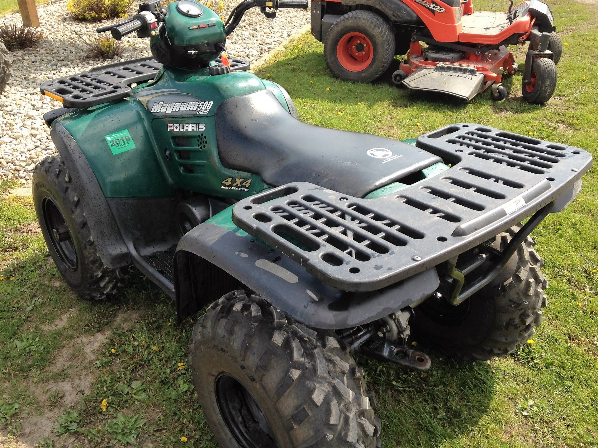 1999 Polaris Magnum 500 in Elkhorn, Wisconsin