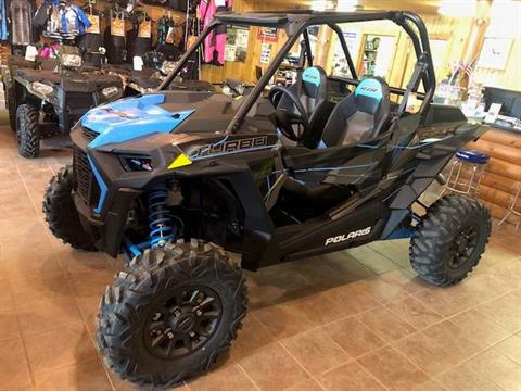 2019 Polaris RZR XP Turbo in Elkhorn, Wisconsin