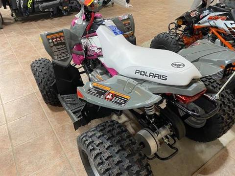 2021 Polaris Outlaw 110 EFI in Elkhorn, Wisconsin - Photo 5