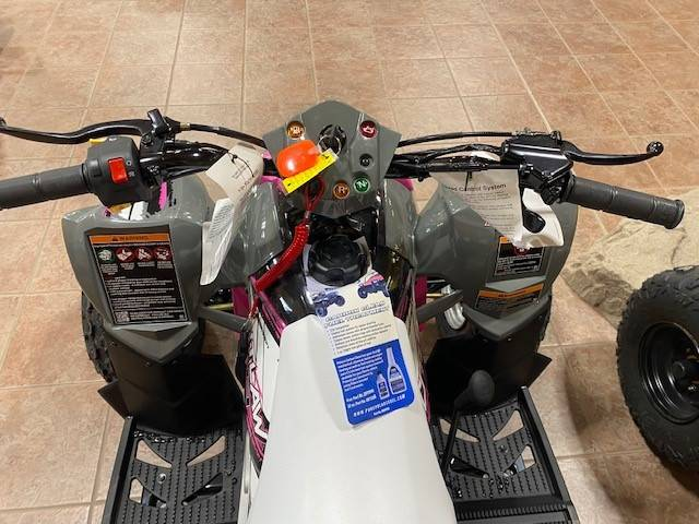 2021 Polaris Outlaw 110 EFI in Elkhorn, Wisconsin - Photo 6