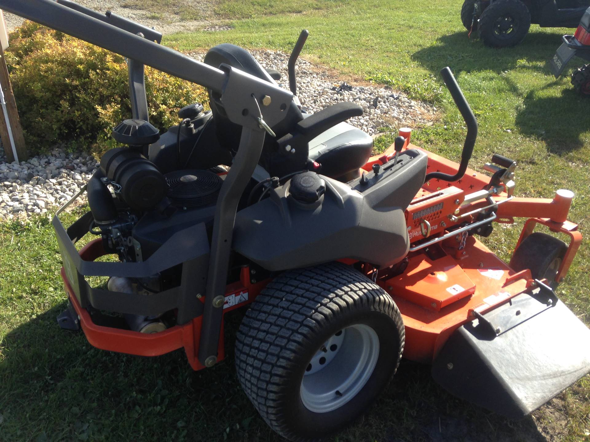 2017 Husqvarna Power Equipment PZ 60 Kawasaki 25.5 hp CARB (966 61 43-02) in Elkhorn, Wisconsin