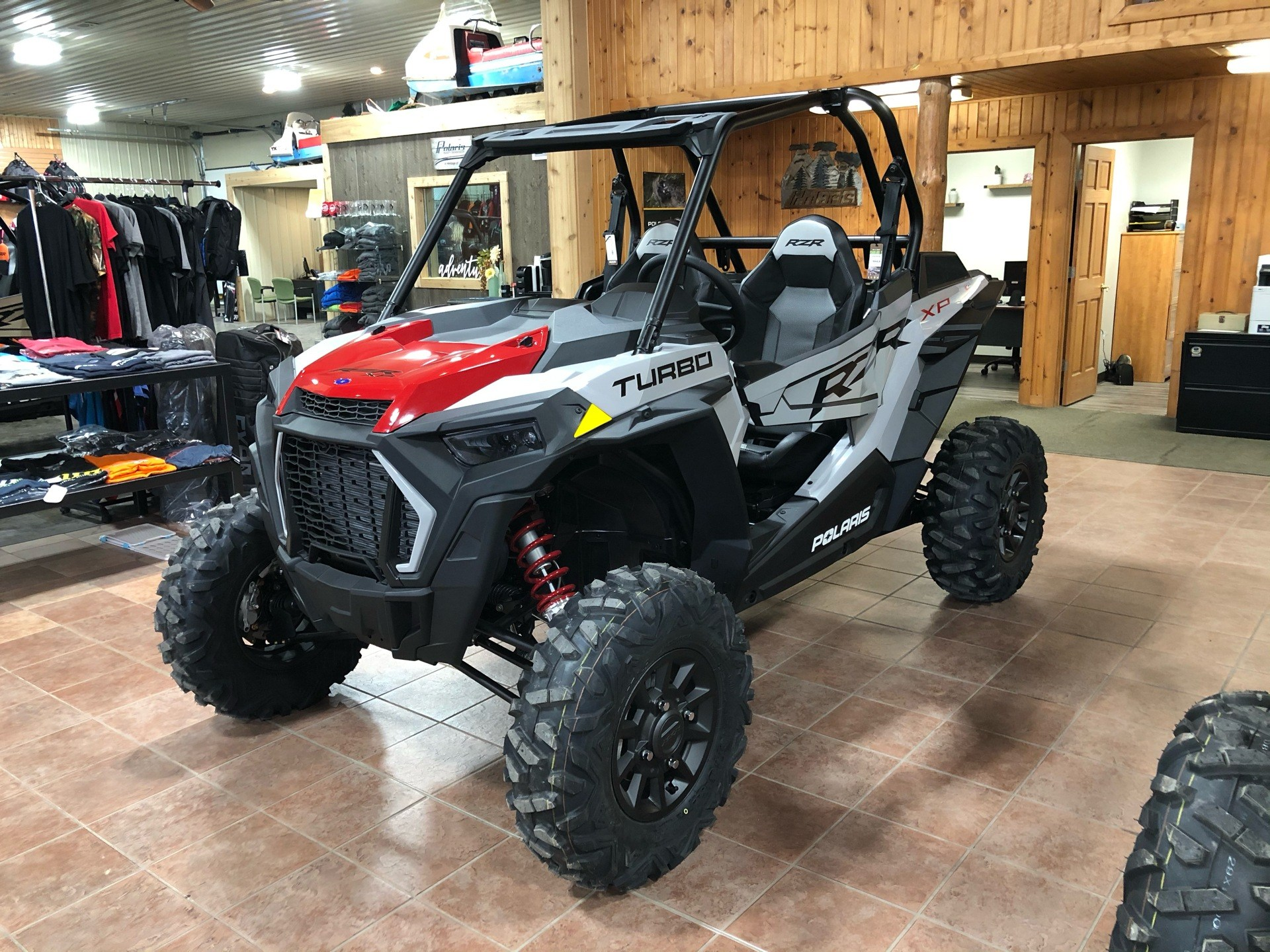 2021 Polaris RZR XP Turbo in Elkhorn, Wisconsin - Photo 3