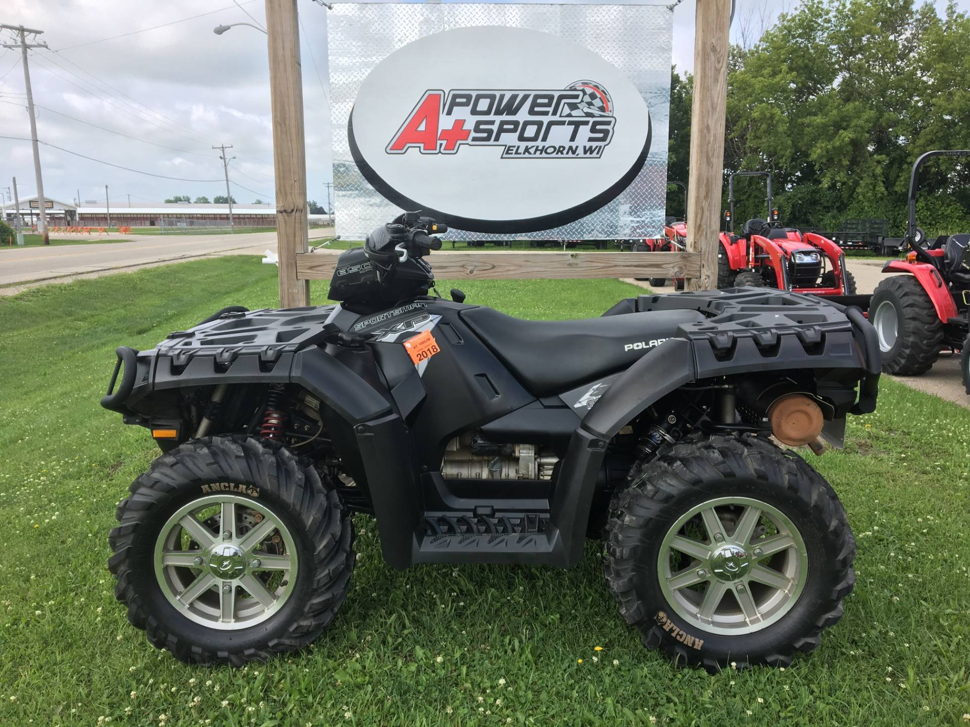 2010 Sportsman 850 XP EPS
