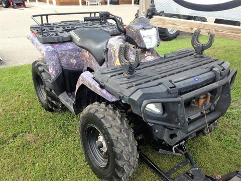 2006 Polaris Sportsman 700 Twin EFI Browning Hunter Edition in Elkhorn, Wisconsin