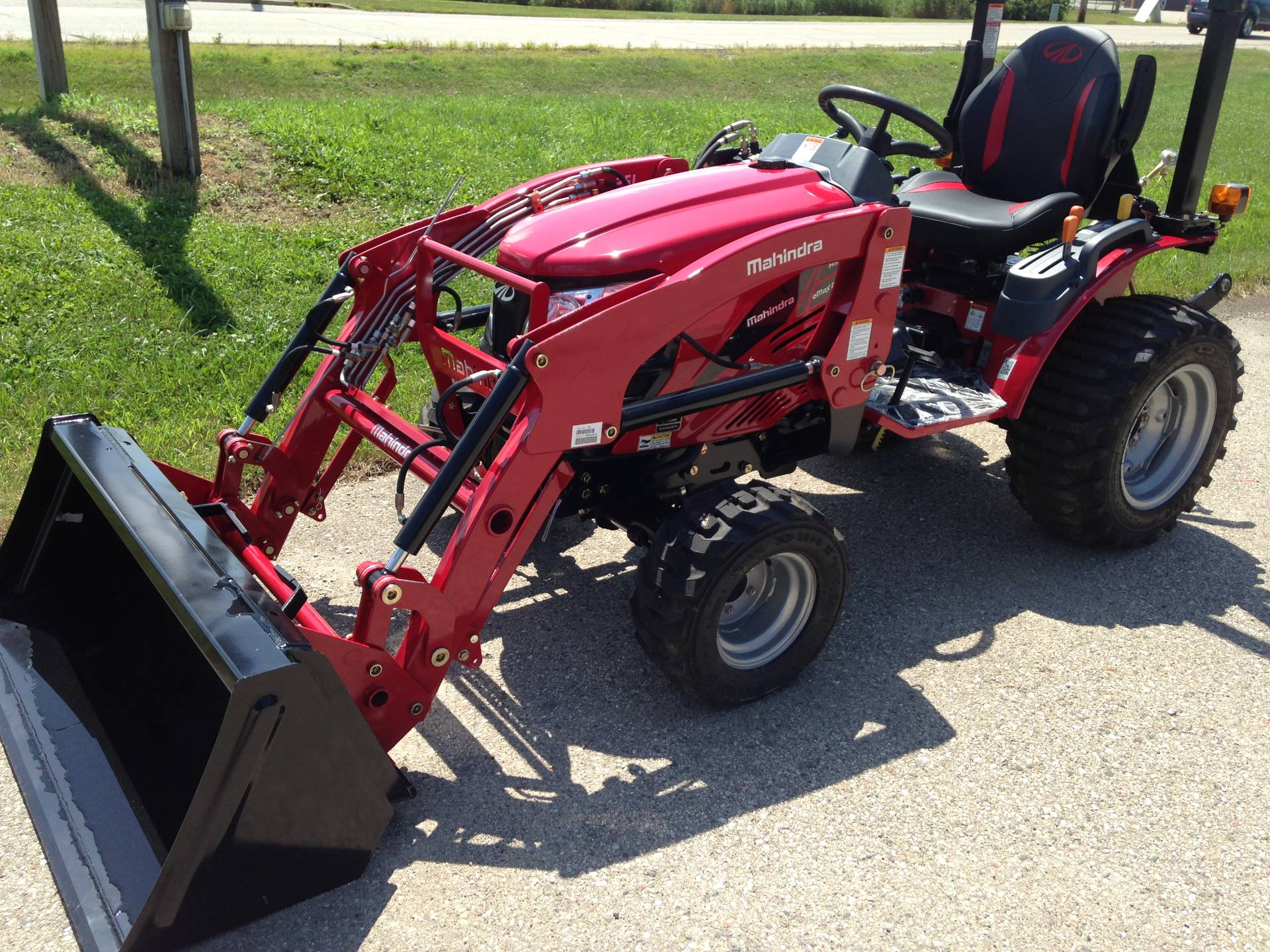 2019 Mahindra eMAX 25L HST in Elkhorn, Wisconsin - Photo 1