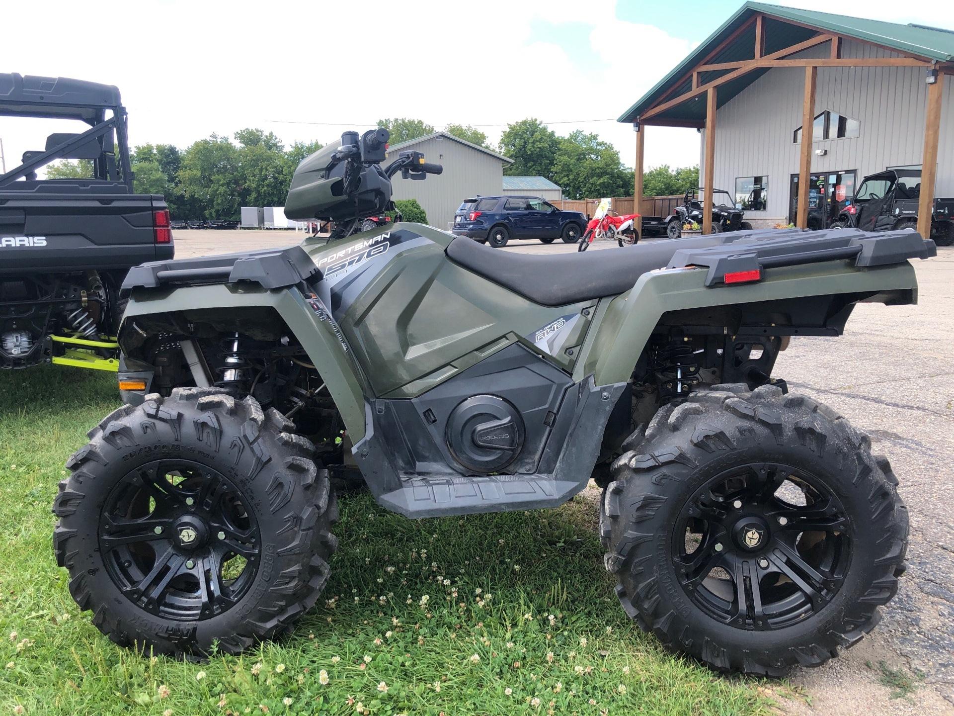 2019 Polaris Sportsman 570 in Elkhorn, Wisconsin