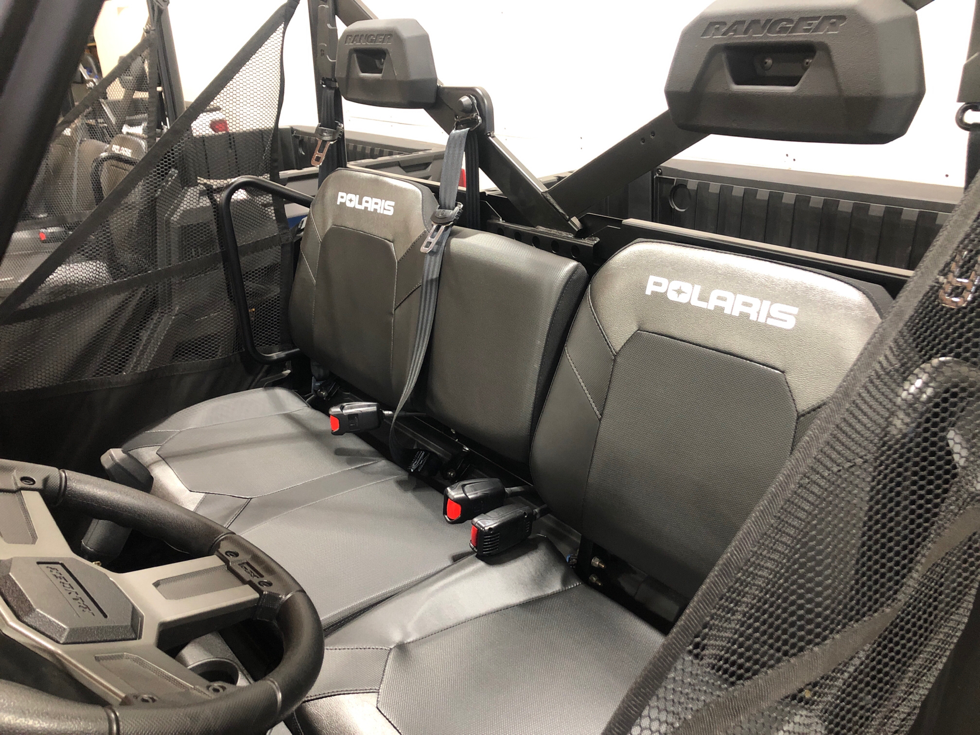 2021 Polaris Ranger XP 1000 Premium in Elkhorn, Wisconsin - Photo 4