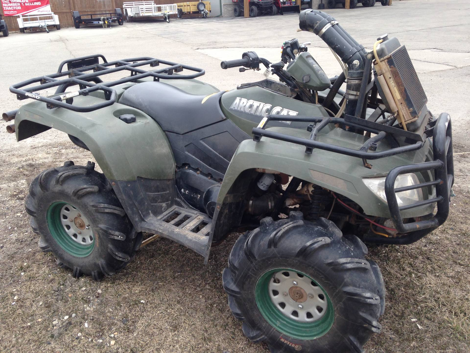 2007 650 H1 4x4 Automatic