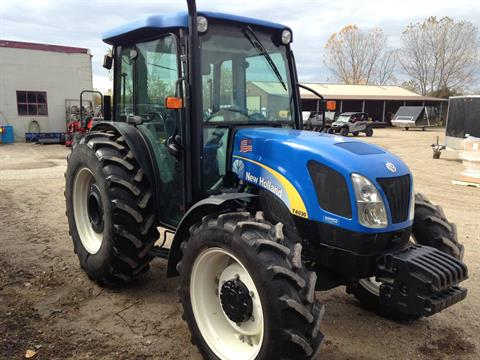2008 New Holland Agriculture T4000 Series - T4030 Deluxe FWD in Elkhorn, Wisconsin