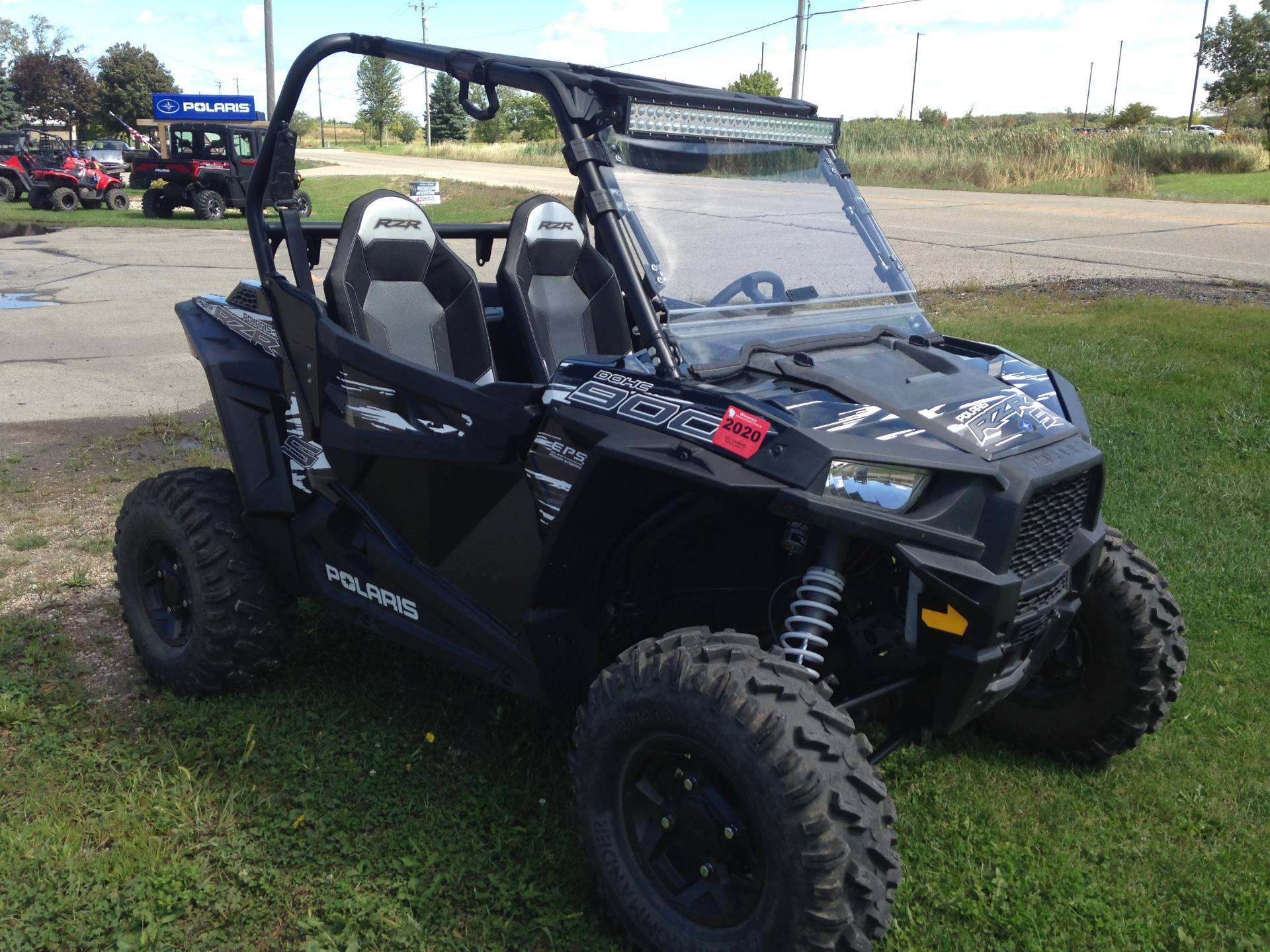 2018 Polaris RZR S 900 EPS in Elkhorn, Wisconsin - Photo 2
