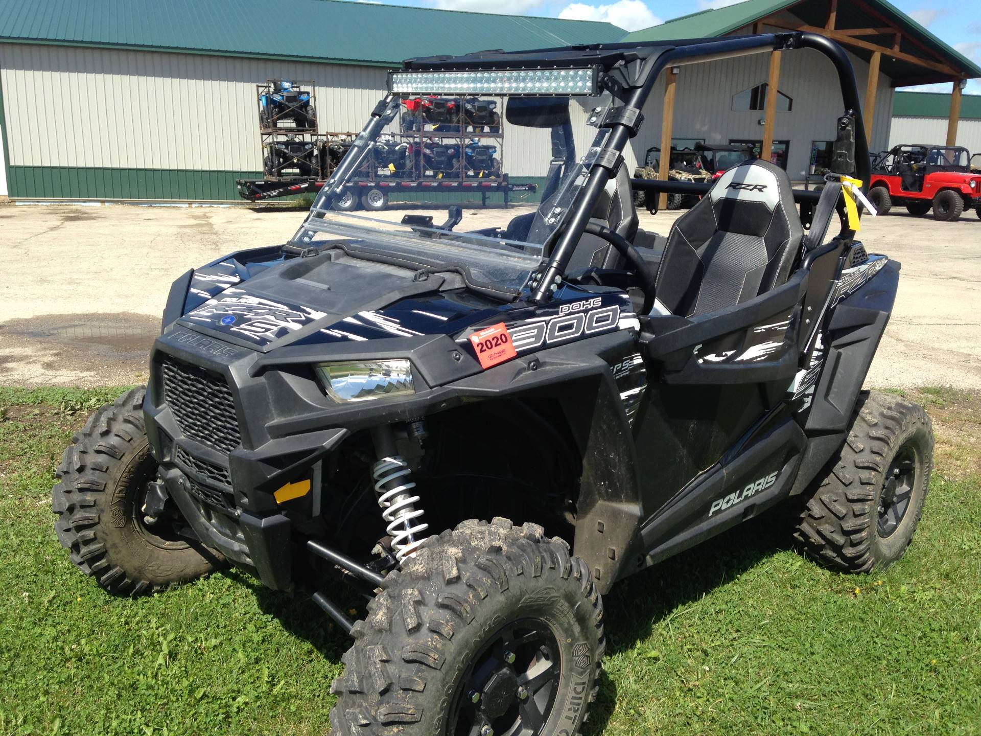 2018 Polaris RZR S 900 EPS in Elkhorn, Wisconsin - Photo 1