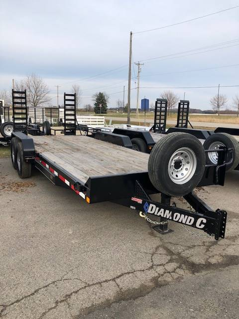 2019 Diamond C REQ20X82 RANGER HD EQUIP in Elkhorn, Wisconsin