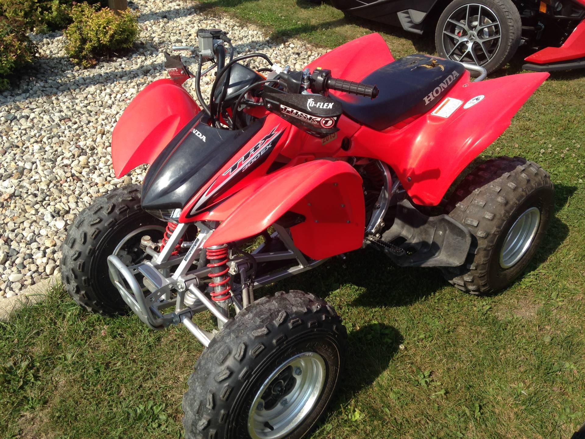 2008 TRX300EX
