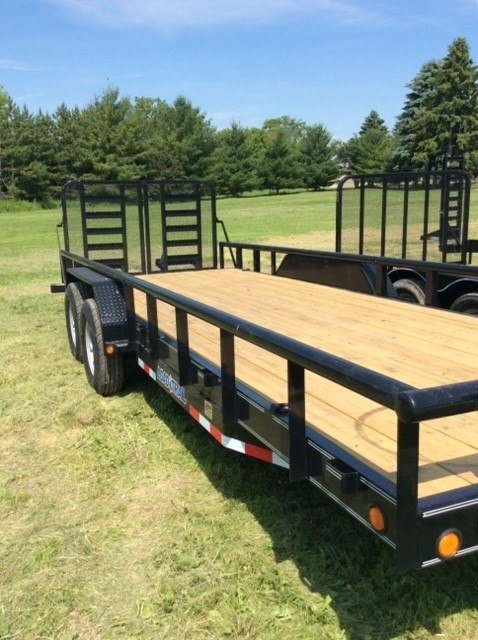 2016 Load Trail 22' 14K EQUIPMENT in Elkhorn, Wisconsin
