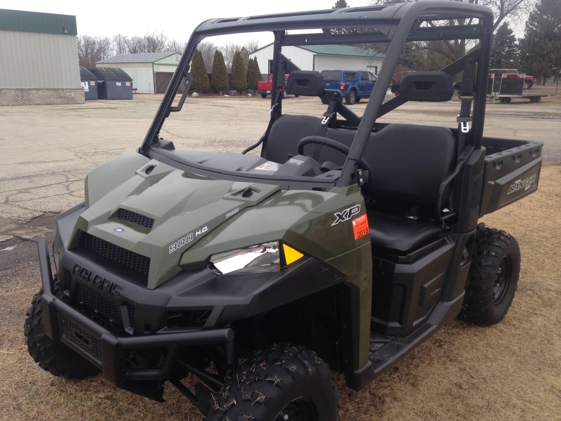 2016 Ranger XP 900 EPS