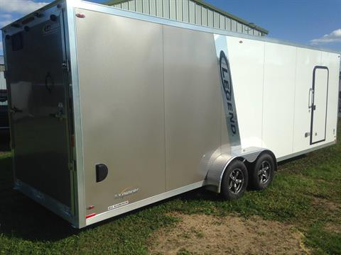 2019 Legend Trailers 7X29 EXPLORER ENCLOSED in Elkhorn, Wisconsin