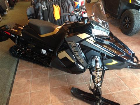 2019 Polaris 800 INDY XC 129 Snowcheck Select in Elkhorn, Wisconsin