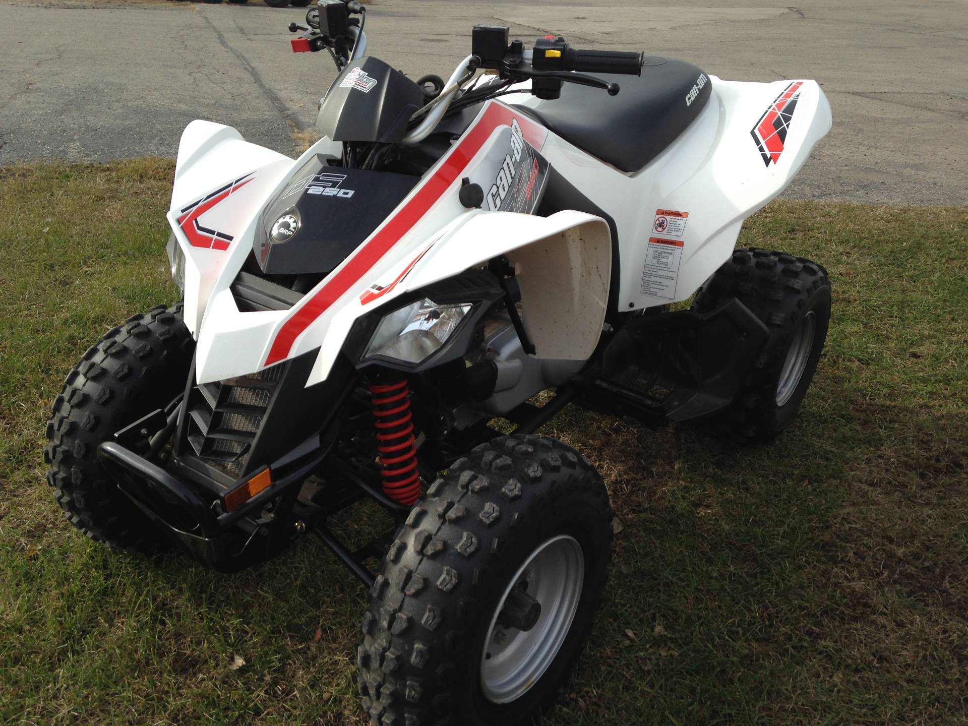 2009 Can-Am DS 250 for sale 91804