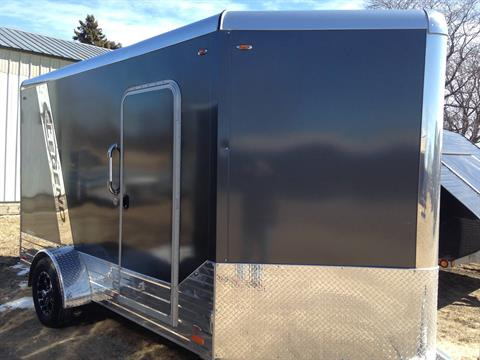 2018 Legend Trailers 715DVN ENCLOSED in Elkhorn, Wisconsin