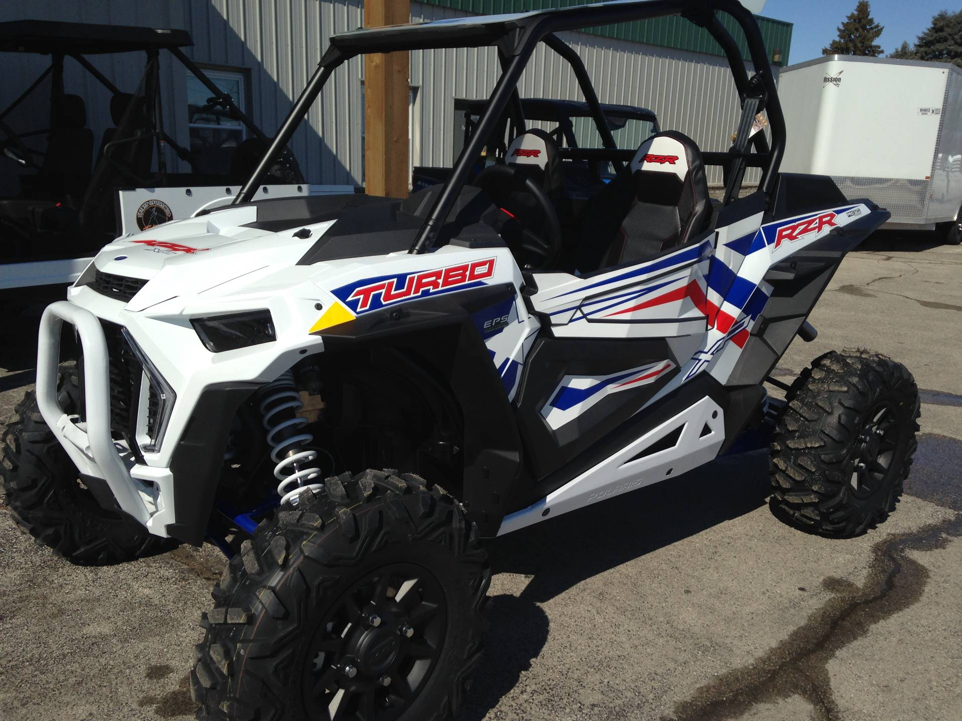 2019 Polaris RZR XP Turbo LE in Elkhorn, Wisconsin