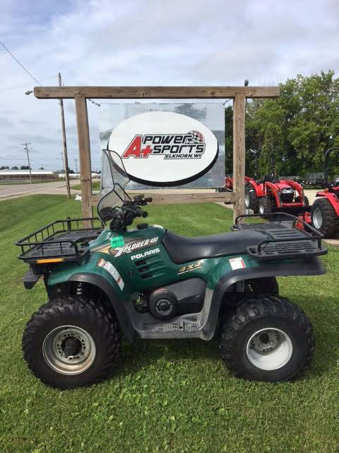 2001 Polaris Xplorer 400 in Elkhorn, Wisconsin
