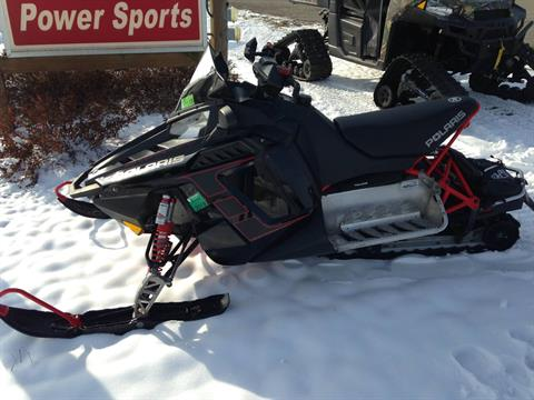 2010 Polaris 600 Rush ES in Elkhorn, Wisconsin