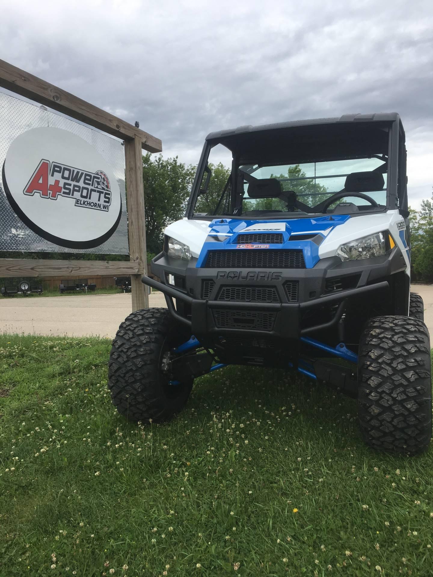 2017 Ranger XP 1000 EPS
