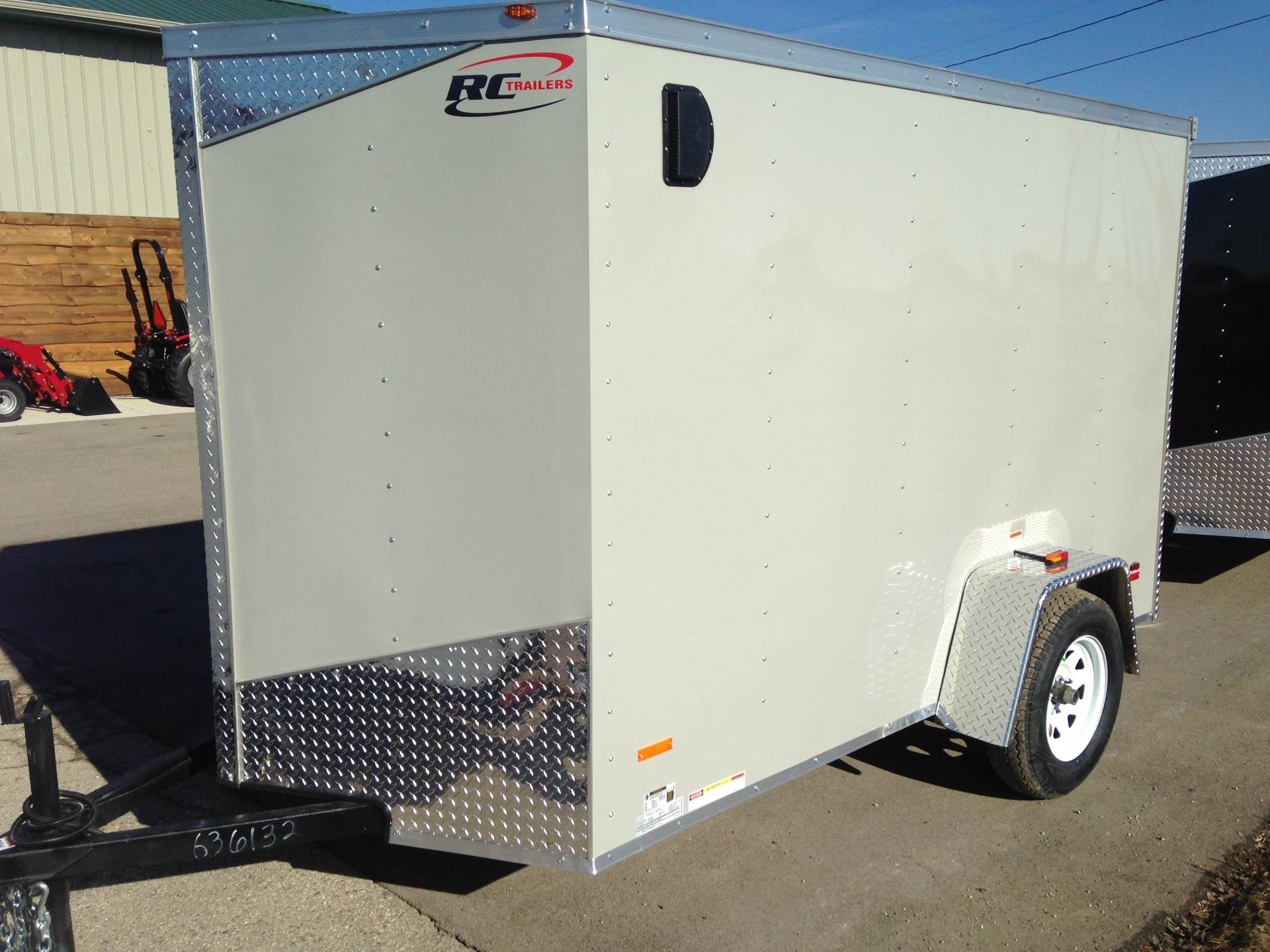 2017 RC TRAILERS RWT 6X10SA in Elkhorn, Wisconsin