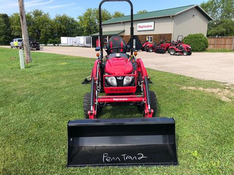 2020 Mahindra EMax25L EXL254FHILB in Elkhorn, Wisconsin - Photo 2