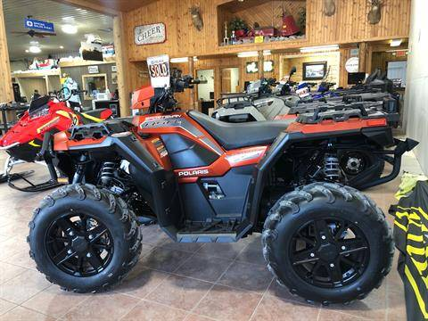 2021 Polaris Sportsman 850 Premium Trail Package in Elkhorn, Wisconsin - Photo 1