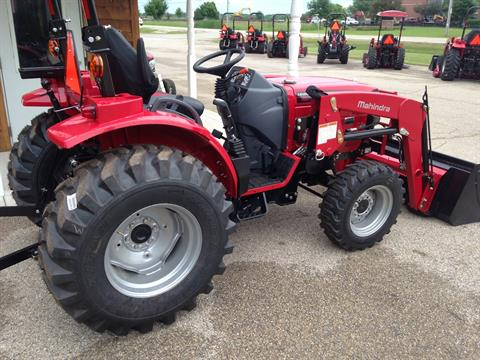 2018 Mahindra 1626 4WD HST in Elkhorn, Wisconsin