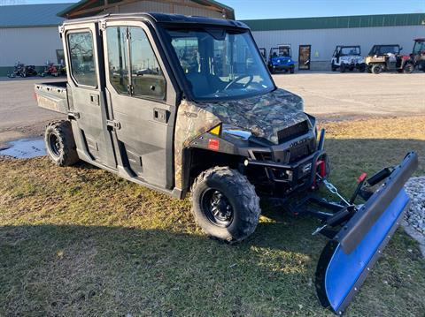 2018 Polaris Ranger Crew XP 900 EPS in Elkhorn, Wisconsin - Photo 1